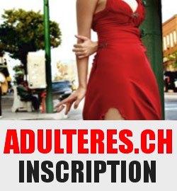 Site de rencontre adultère Suisse