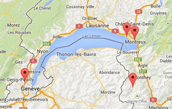 Hôtels pour les infidèles en Suisse